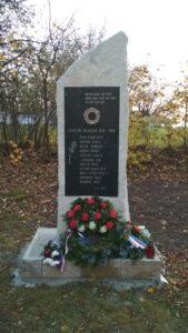 Pomník padlým občanům Světlé v I. světové válce